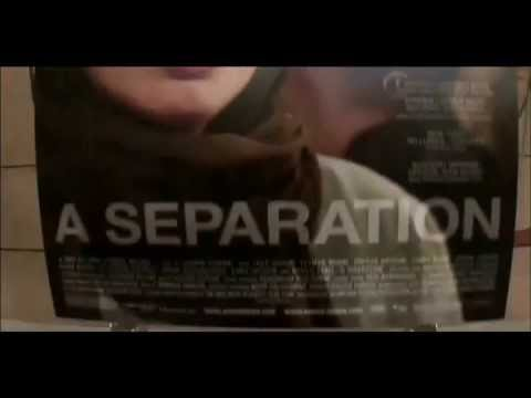 "2012 Golden Globe's Winner for Best Foreign Film, Iranian A. Farhadi, ""A Separation"" - Prof. Reza S."