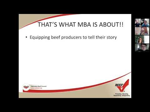 Masters of Beef Advocacy PDW