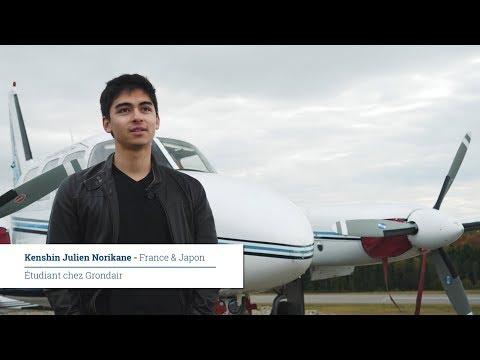 Grondair Aviation - Témoignages de pilotes et futurs pilotes