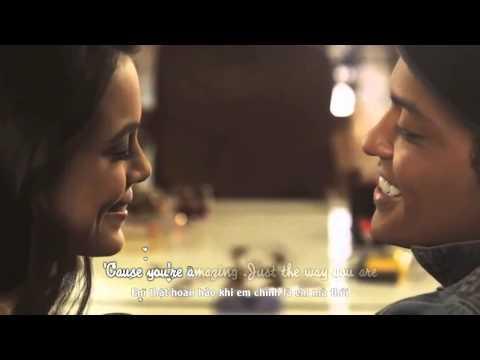 Lyrics+Vietsub Just The Way You Are   Bruno Mars 720p