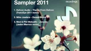 Med & Phil Metcalfe - January (Jaden Merrick Remix) OUT NOW *Defcon*