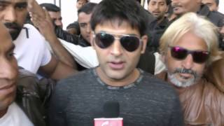 The Kapil Sharma Show : Kapil Reach for Film Firangi Shoot in Rajasthan