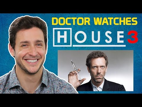 Real Doctor Reacts To HOUSE M.D. #3 |