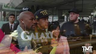 Floyd Mayweather Tour China Russia Dubai Japan Thailand Macau Hong Kong