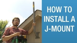How to Install a J-Mount - Solid Signal Hands On