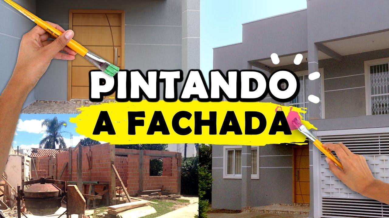 A pintura da nossa casa retrospectiva da obra youtube - Pinturas modernas para casas ...