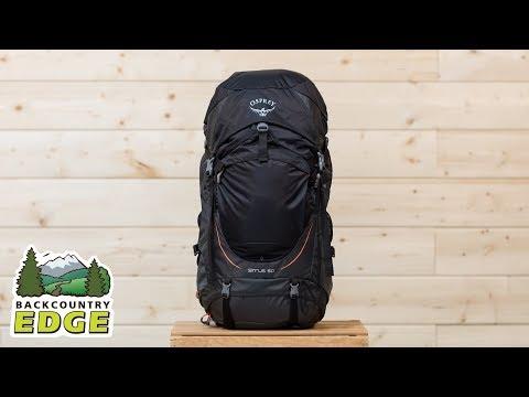 Osprey Sirrus 50 Women's Internal Frame Backpack