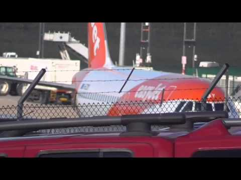 Plane spotting at Birmingham Airport BHX on 15/02/2015