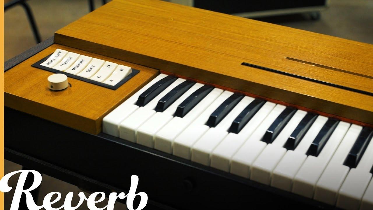 hohner clavinet d6 reverb demo video youtube. Black Bedroom Furniture Sets. Home Design Ideas