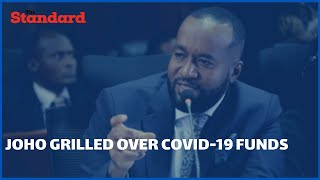 Governor Joho grilled by Senate committee over management of Covid-19 funds