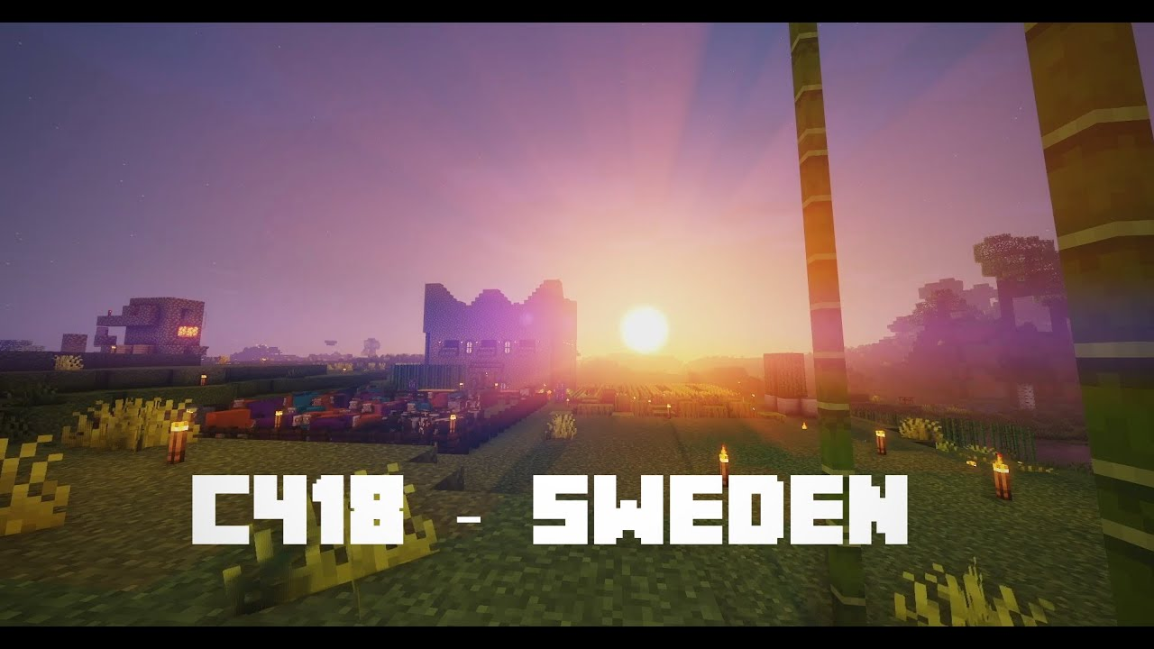 C418 - Sweden