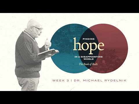 The Role Of Community In Disappointing Times | Dr. Michael Rydelnik, February 14, 2021