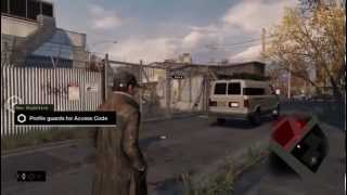 Watch Dogs New Open World Gameplay