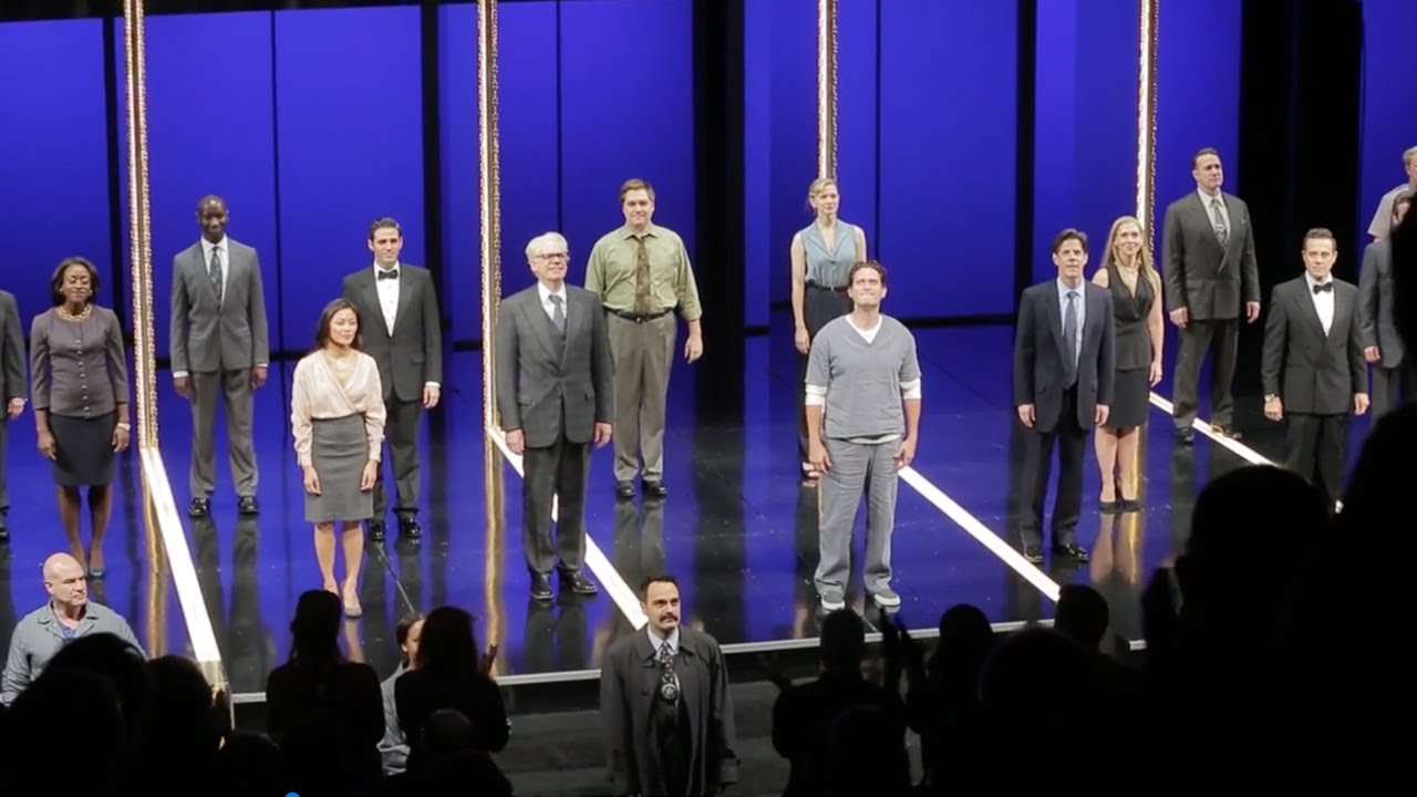 Opening Night of JUNK on Broadway