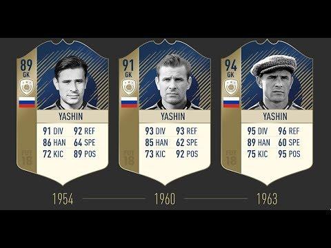 FIFA 18 yashin versus yashin