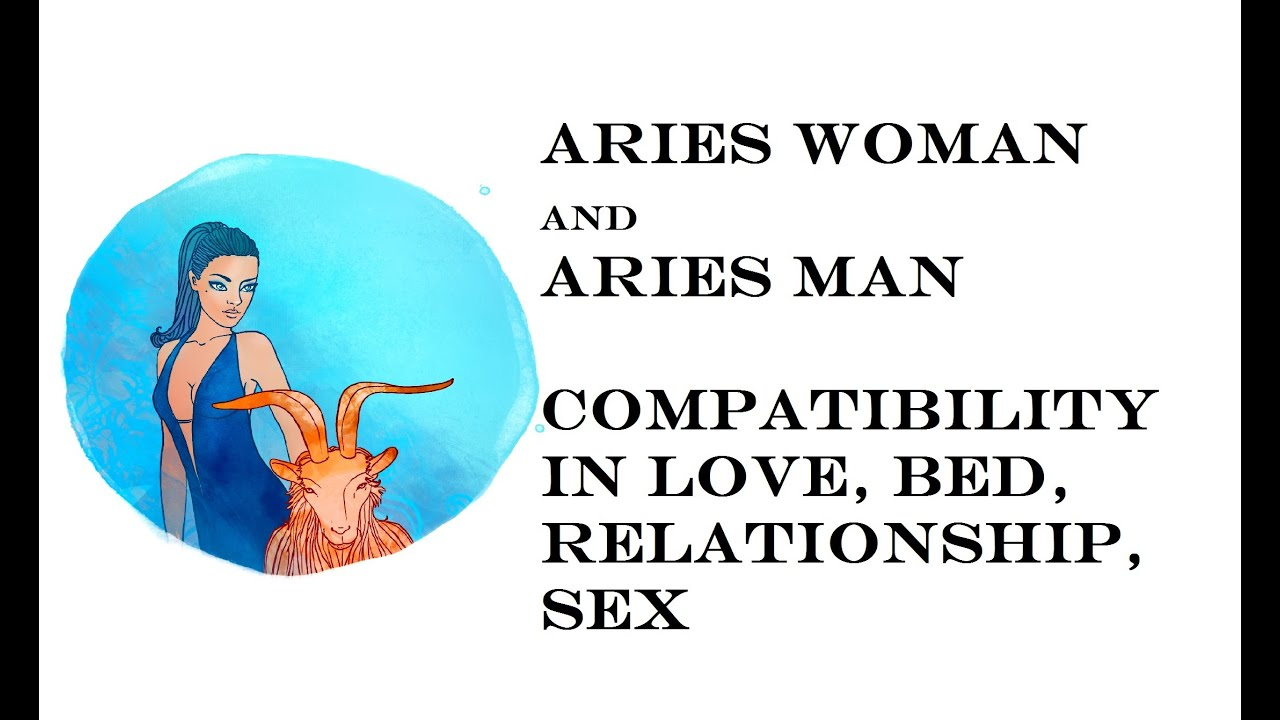 Who is compatible with aries woman
