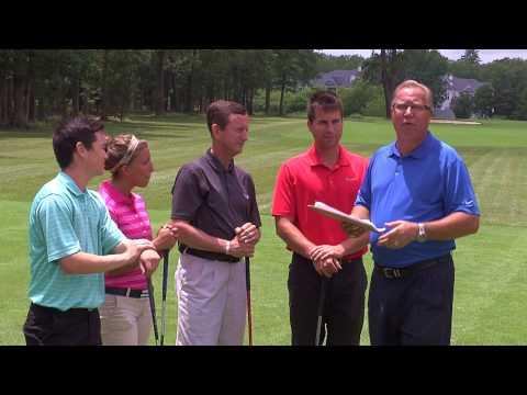 Ron Jaworski Golf Commcercial 2013