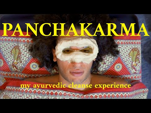Panchakarma Treatment My Ayurvedic Cleanse Experience (Feat. JONAH KEST)