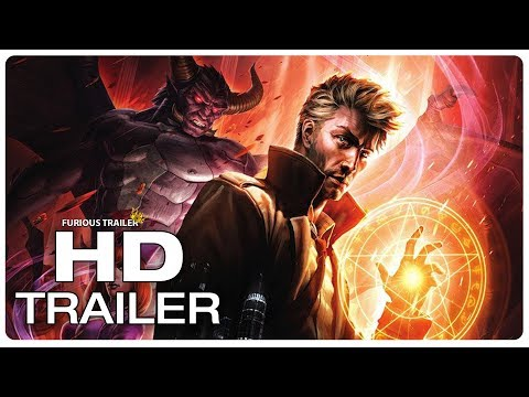 Constantine City Of Demons The Movie [Movies Anywhere HD, Vudu HD or iTunes  HD via Movies Anywhere]