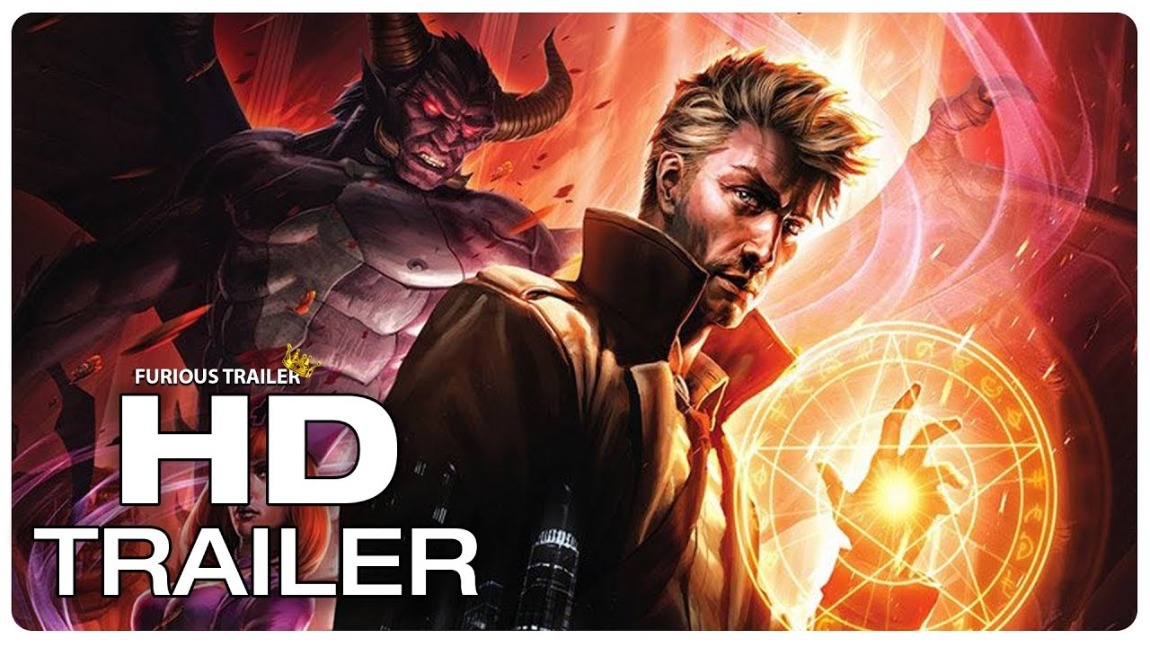 Download CONSTANTINE CITY OF DEMONS Official Trailer (NEW 2018) Superhero Movie HD