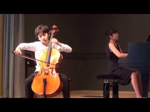 Manuel Lipstein 11  Popper Hungarian Rhapsody for Cello