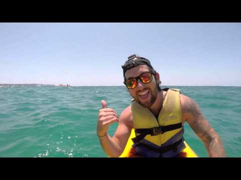 Rainbow Beach Dolphin Kayak 2015