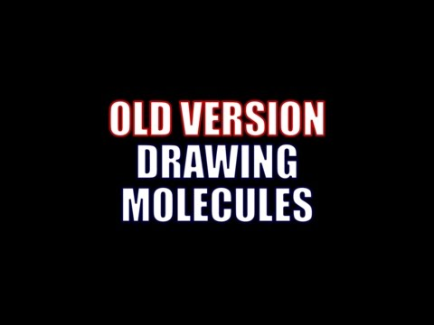 Computational Chemistry - Drawing Molecules (Old Version)
