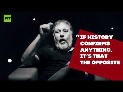 Slavoj Zizek on kids who protest climate change. How to Watch the News, episode 04