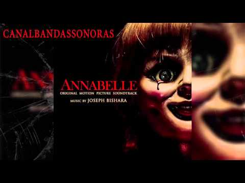 "Annabelle - Soundtrack 23 ""Annabelle Closing"" - HD"
