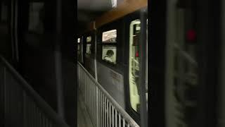 アストラムライン 7000系32編成県庁前駅到着