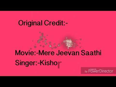 O Mere Dil Ke Chain Unplugged |Kishor Kumar| Feat Abhijeet Dhan|Raag Alahaiya Bilawal|