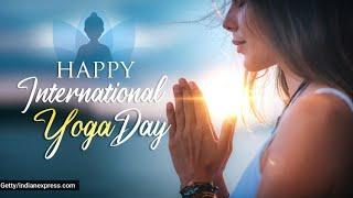 International Yoga Day 2020   Themes of International Yoga Day 2015-2020