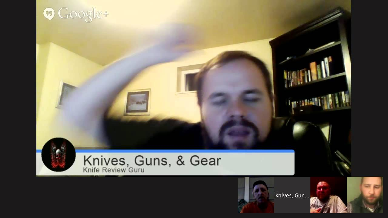 Knives, Guns, & Gear Chat Episode 12