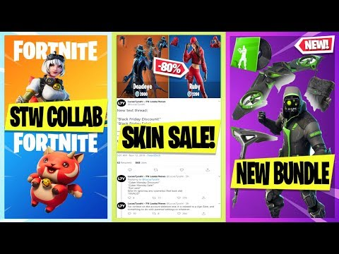 *NEW* Fortnite Update! Massive V-Buck/Cosmetic Sale! *80% Off*, Modern Military Bundle, PATCH NOTES!