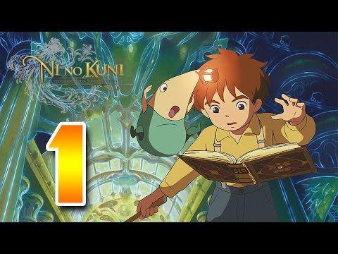 Ni No Kuni (1) Game TERINDAH di Dunia!! :')