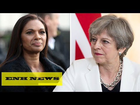 What a waste! Theresa May's legal battle against Gina Miller cost taxpayers £1.2 MILLION - ENH News