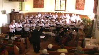 1. Kyrie Heckmayr-Messe Sonntag 12. Juni 2011, mit der Chorgemeinschaft: Koppigen-Wynigen-Meikirch
