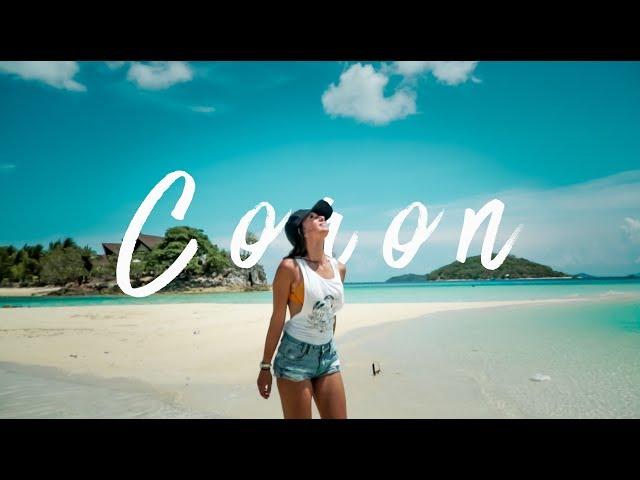 A Tropical Paradise | Coron Palawan