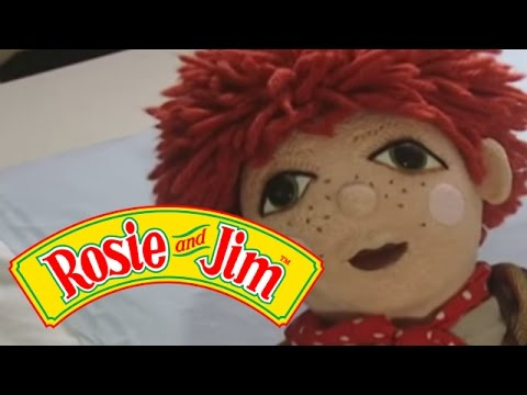 Rosie and Jim | Hop To The Hospital & Lazy Day | Full Episodes