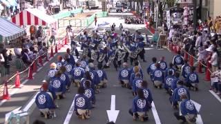 福井大学よっしゃこい2013年度演舞「夢光咲」 フェニックス祭り、個人賞...