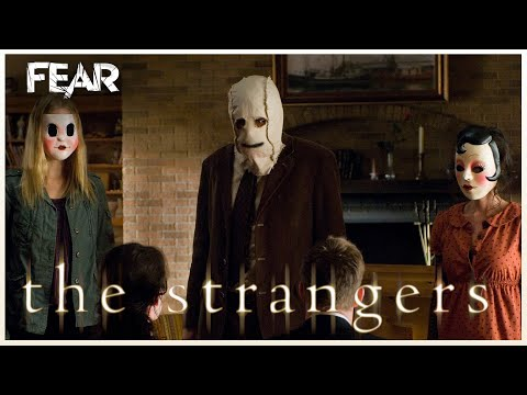 The Strangers (2008) Official Trailer | Fear