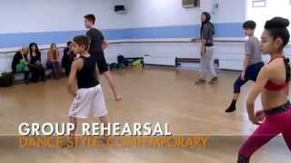 Candy Apples Group Dance Rehearsal &quotThe Last Dance&quot - Dance Moms