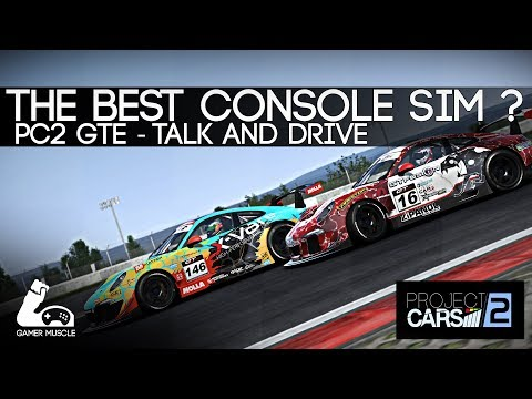 IS PROJECT CARS 2 THE BEST CONSOLE SIMULATOR ?  - TALK AND DRIVE [VR]