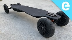 Backfire Ranger X1 off-road electric skateboard review