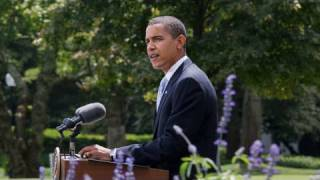 President Obama on the Elections in Afghanistan