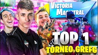 ASI ÍBAMOS TOP 1 EN EL TORNEO DE GREFG