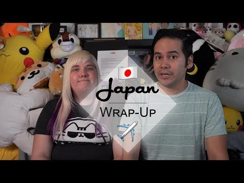 Our Japan trip wrap up! Tips and tricks for travel plus Q&A!