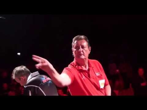 Slow Motion Dartitis With Eric Bristow
