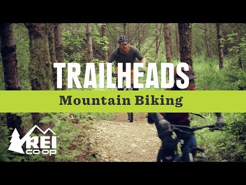 REI Trailheads: Is it your first time mountain biking?