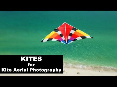 The Kites I Use For Kite Aerial Photography (KAP)